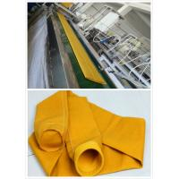 China 550GSM Cement Plant P84 Filter Bags PTFE Membrane Resistance To Acid wholesale