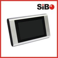 China SIBO On Wall Meeting Room Booking Screen With Aluminum Body wholesale