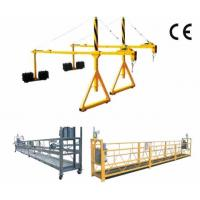 China Aluminium Alloy Suspended Access Platform For Building Cleaning wholesale
