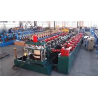 China 3.5mm C Z Purlin Roll Forming Machine For construction 1.5-3.5mm Thickness wholesale