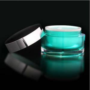 China Cosmetic Packaging PET Plastic Cream Jar 30ml 50ml 100ml 120ml wholesale