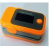 China LED display finger pulse oximeter sensor monitor wholesale