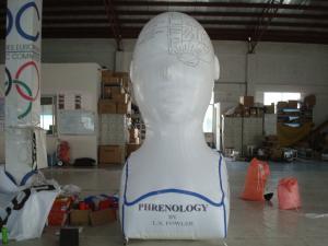 China Hand Printing Nylon Fabric Custom Shaped Balloons Inflatable Hanging wholesale