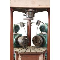 """China Pressure 7Mpa Elbow Beveling Machine Processing Size 22""""-32"""" Clamping Type Hydraulic wholesale"""