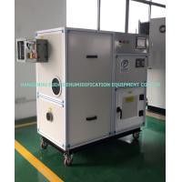 China New Style Moveable Compact Industrial Desiccant Dehumidifier 1000CMH wholesale