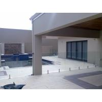 China Crystal B Outdoor Swimming Pool Fence 15.2 Laminated Glass FOR Green House wholesale