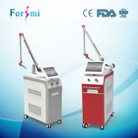China professional 1064 nm 532 nm good sales machine q switch nd yag laser removing a tattoo wholesale