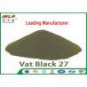 China C I Vat Black 27 Olive R Black Cotton Dye Textile Dyeing Chemicals wholesale