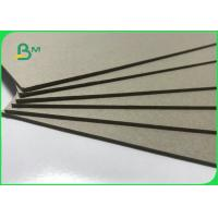 Buy cheap FSC Certificated 710 * 1100mm 1.5mm 1.6mm 1.9mm Grey Paperboard For Boxes from wholesalers
