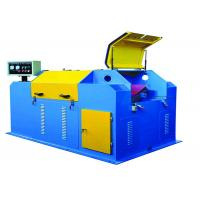 China Steel Wire Descaling Machine By Sand Belt Grinding To Removal Rust wholesale