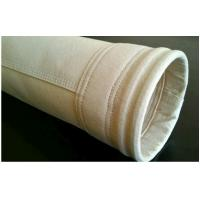 China High Strength high temperature 550gsm PPS Filter Bags with PTFE Membrane For Cement Industry wholesale