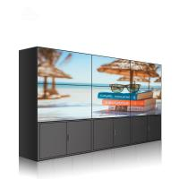 China Panel Mount 4k Video Screen , 3x3 Video Wall With Led Backlit Technology wholesale