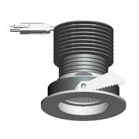 China embedded parts hotel LED downlights 7w 10w 15w wholesale