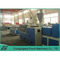 Buy cheap No Deformation WPC Board Production Line Wpc Door Machine 1240mm Board Width from wholesalers