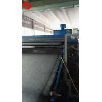 China High Stndard 3m Nonwoven Production Line For Geotextile Filter Fabric Making wholesale