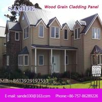 Buy cheap weatherboard metal wall cladding panels exterior decoration Birmingham 3050*192 from wholesalers