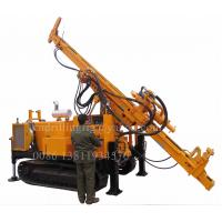 Buy cheap Crawler Hydraulic Reverse Circulation Drilling Rig For Mining Exploration 500M from wholesalers