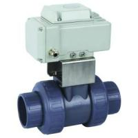 Quality Plastic Electric Ball Valve for sale