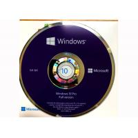 China CD DVD Simple Package Windows 10 Professionnel Version Complete 100% Useful wholesale