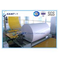 China Paper Plant Paper Roll Handling Conveyor , Material Handling Conveyor Systems wholesale