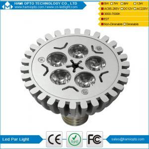 China Energy saving 5W LED PAR30 LED Bulb with high energy efficiency wholesale