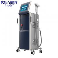 China Skin Tightening 808 Laser Hair Removal Device , Home Laser Hair Reduction Machine wholesale