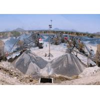China Mining / Quarry Stone Crushing Line Artificial Sand Manufacturing Plant wholesale
