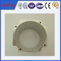 structural aluminum extrusions electronic product with powder coating