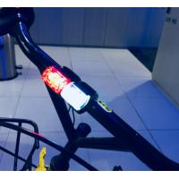 Road Cycling LED Bicycle Lights With Built In 2PCS CR 2032 / 3V Batteries