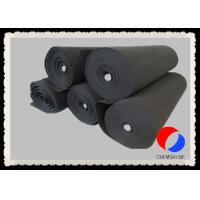 Buy cheap Fume Purifiers Activated Carbon Felt Good Formability 1MM - 3MM Thickness from wholesalers