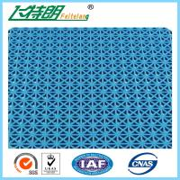 China Portable Recycled Rubber Tile Interlocking Gym Flooring Outdoor Basketball Court Floor wholesale