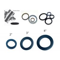 China Professional Custom Rubber Products BUNA Hammer Union Seals For Industrial Use wholesale