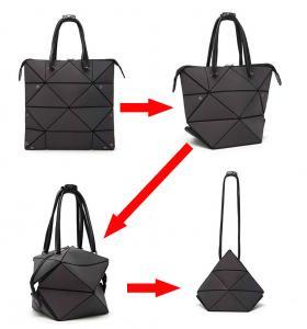 Buy cheap WHOlSALES--Geometric Bags and Purses For Women, Luminous Flash Shard Lattice from wholesalers