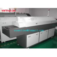 China LED Light Production Line PCB Soldering Machine 3 Phase 5 Wire 380V 970KG Weight on sale