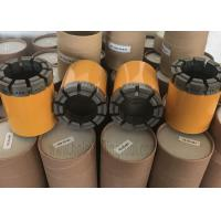 China OEM T6s Series Diamond Core Drill Bits For Reinforced Concrete Hard Rock wholesale