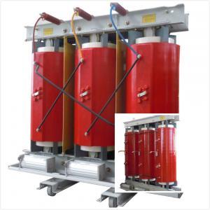 China 22kV - 2000 KVA Dry Type Transformer Pollution Free Dry Type Cast Resin Transformer wholesale
