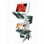 China DMS-855 digital LCD fluorescence microscope wholesale