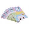 China Irregular Shape Paper Card Printing Holiday Card Printing Services Eco Friendly wholesale