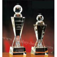 China Original Crystal Award for business gift on sale