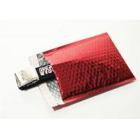 Buy cheap Recyclable Colored Metallic Bubble Mailers , Bubble Shipping Bags Moisture Proof from wholesalers