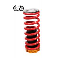 Quality Adjustable Lowering Springs Coil Spring Lowering Clamps High Strength Cold Wound for sale