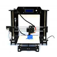 China Reprap Prusa i3 3d printer 3 dimensional Printer for Crafts Modeling wholesale