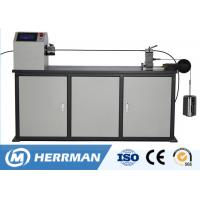 Quality Fiber Optic Cable Torsion Testing Equipment , ADSS Wire Torsion Testing Machine for sale