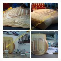 Buy cheap 0.18mm Helium PVC and Oxford Custom Shaped Balloon / Inflatable Coin Balloon For from wholesalers