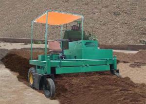 China One Person Driven 8m/Min 300m³/H Small Scale Compost Turner wholesale