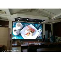 China SMD P3mm led video screen rental for Meeting Room / led perimeter boards High Definition wholesale