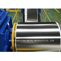 China Ferrite 430 Stainless Steel Strip Coil Cold Rolling BA 2B Finish Good Formability wholesale