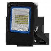 China 20W led flood light IP66 waterproof new model TUV SAA led driver CE fin heat-dissipation 0.9PFC 5730 chip outdoor lamp wholesale
