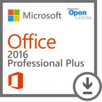Microsoft Office 2016 Professional Plus - Open License Available Now