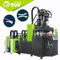 China LSR Two Color Injection Molding Machine , 30g / S Rotary Table Injection Molding Machine on sale